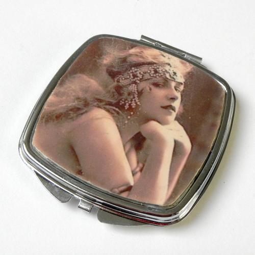 Make up Mirror, Vintage Style, Giftfor Women
