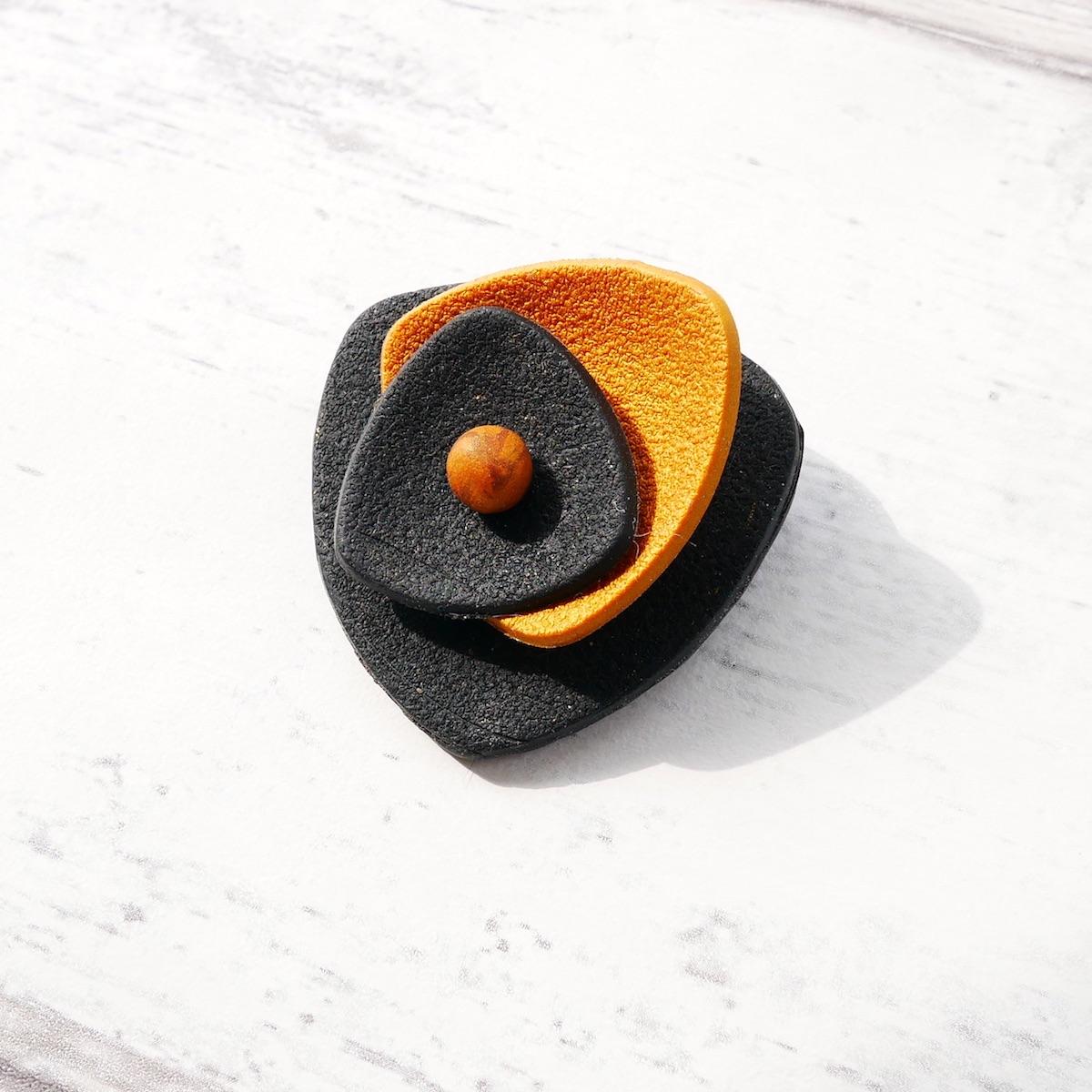 Unique Art Brooches, Artisan Jewellery
