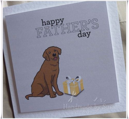 Happy Father's Day ~ Labrador