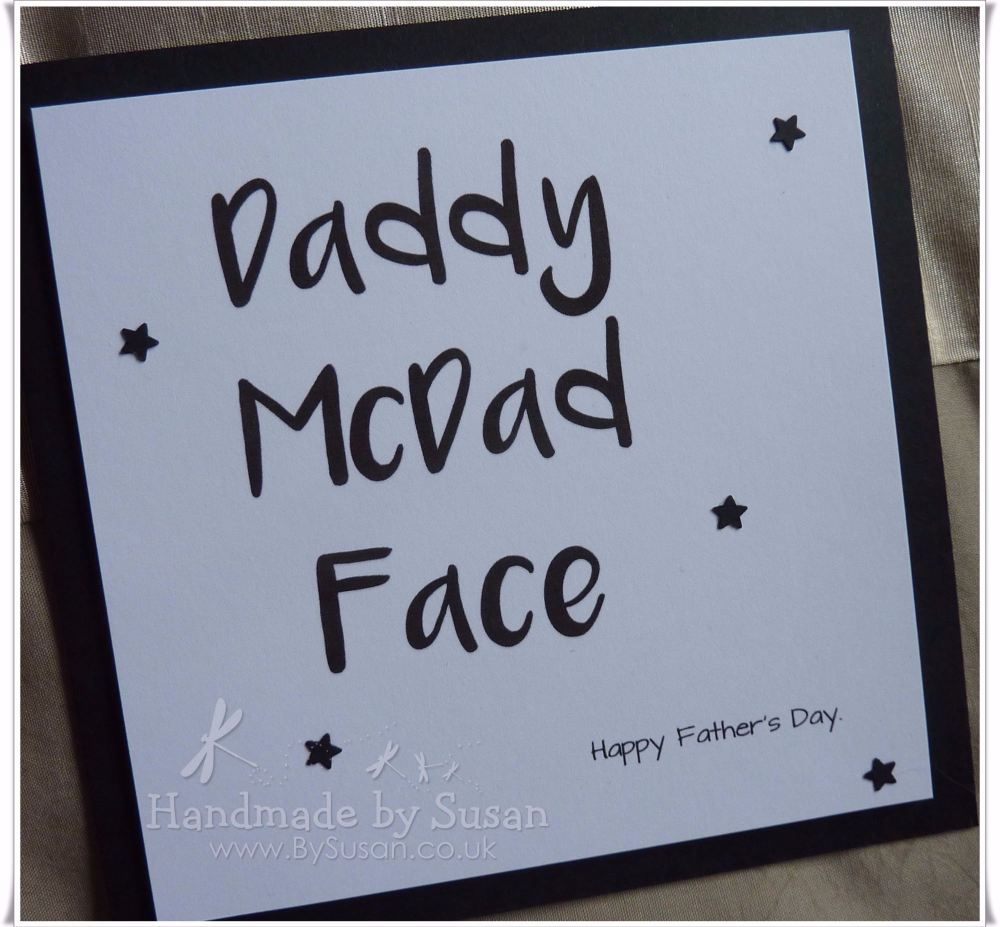 Daddy McDad Face