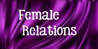 Female Relations