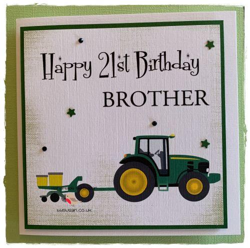 Tractor loving