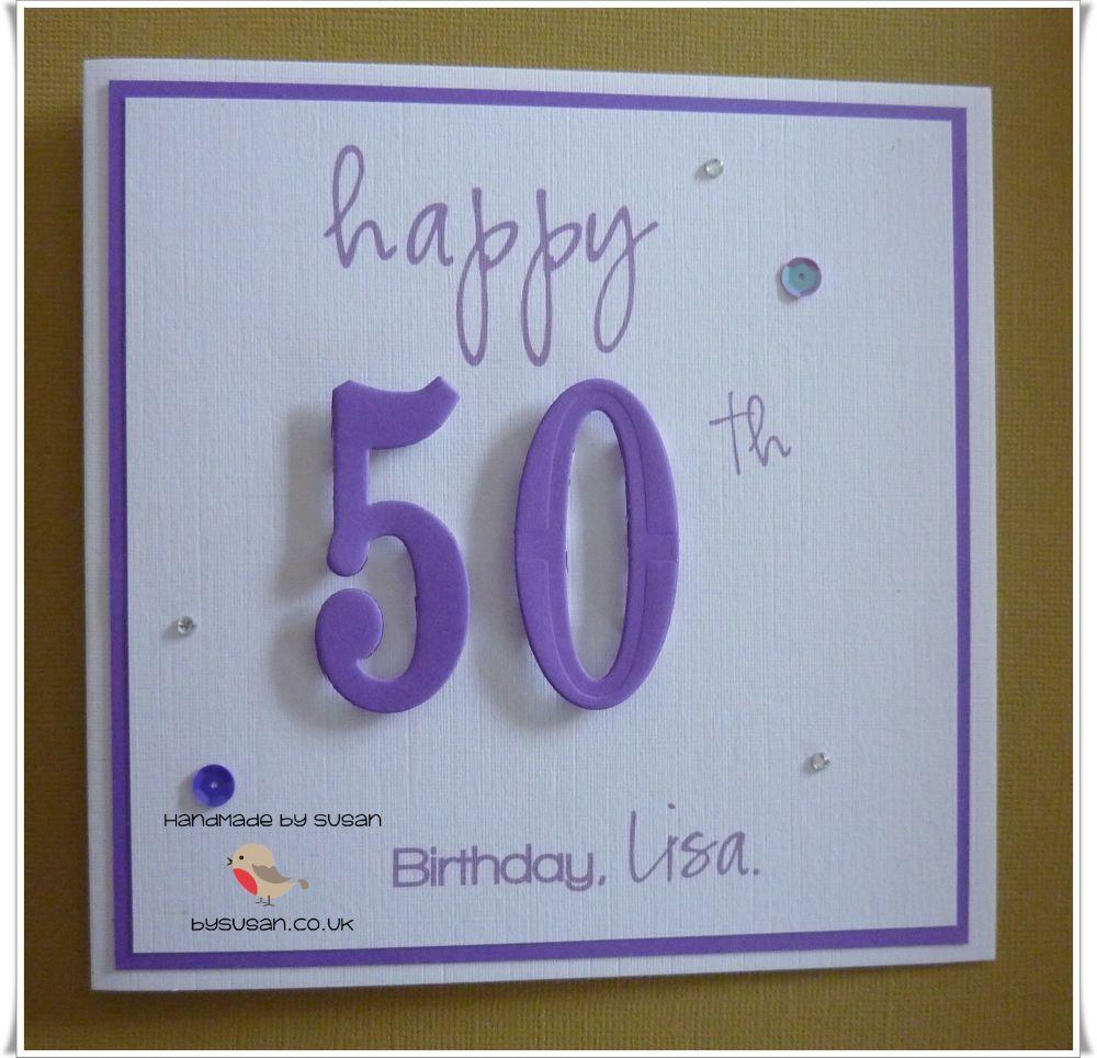 Cupcake Age Card