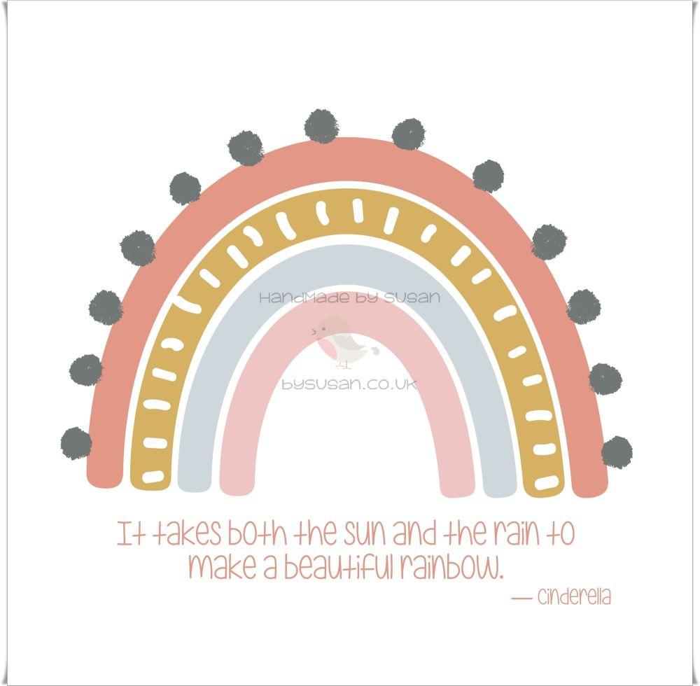 Rainbow 'd'