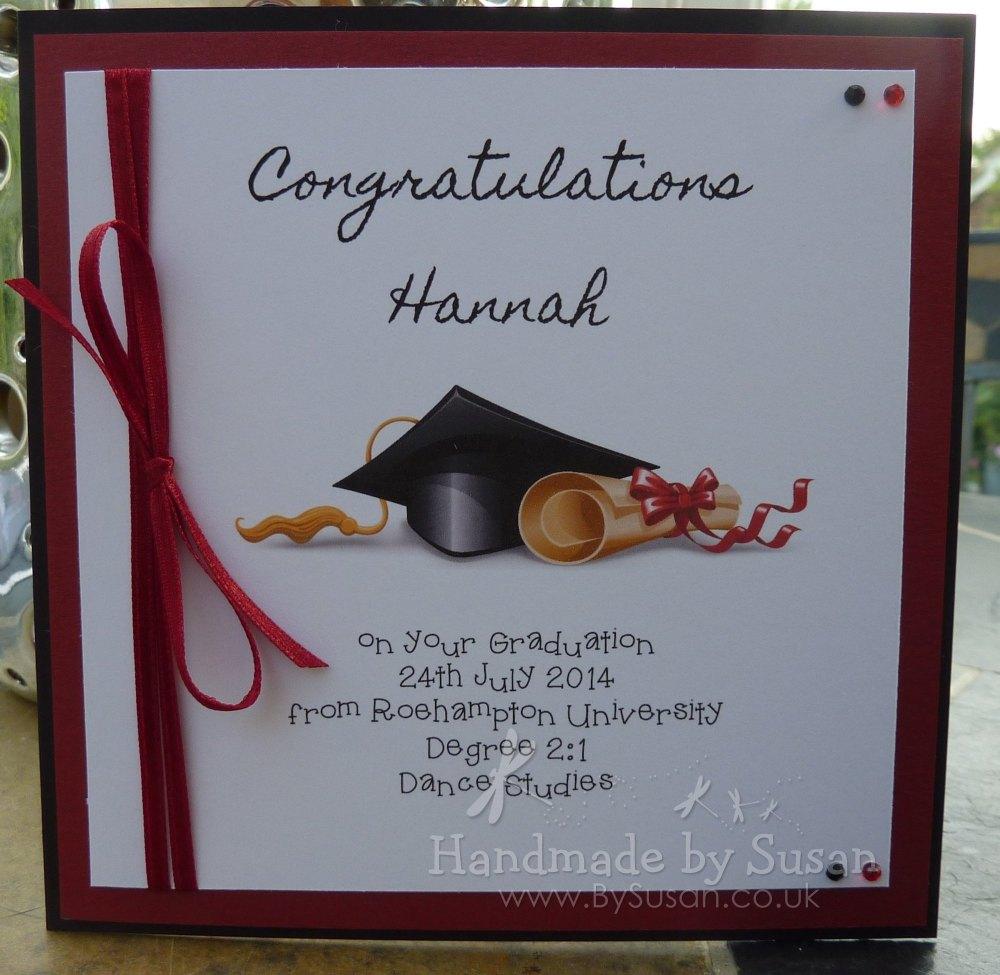 Graduation Too