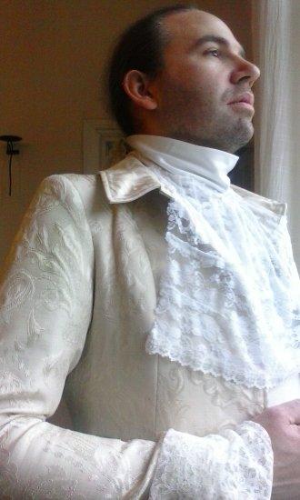 Georgian/Pirate Lace Cravat