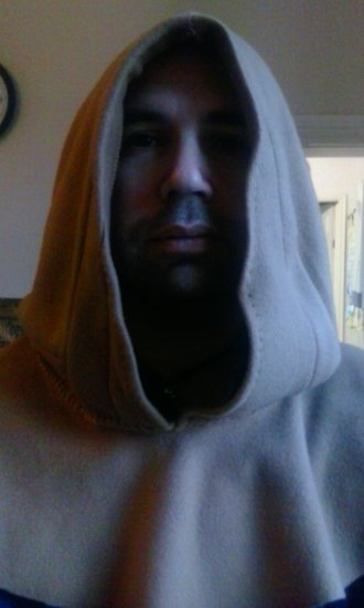 Larp / Theatre Medieval hoods
