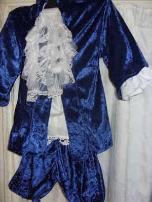 Georgian/ Lord Harold costumes -