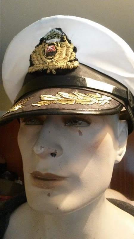 Captn .Smith hat