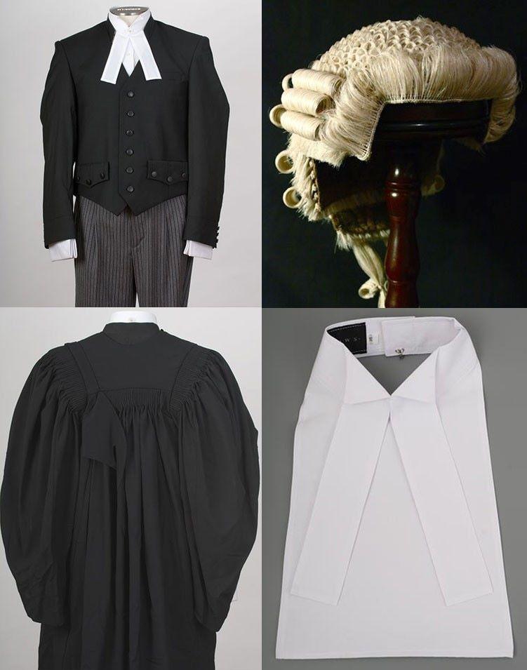Legal costume wear