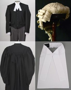 Lawyer / Barrister outfits