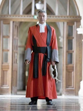 Judge (John Deed) outfit