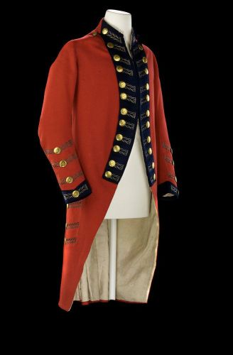 Group Redcoats Commissioned - 1 Minimum order