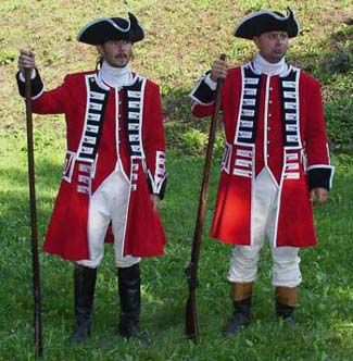 Group Redcoats Commissioned - 4 Minimum order/ design 2