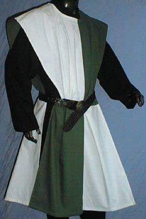 Larp or Reenactor Tabard