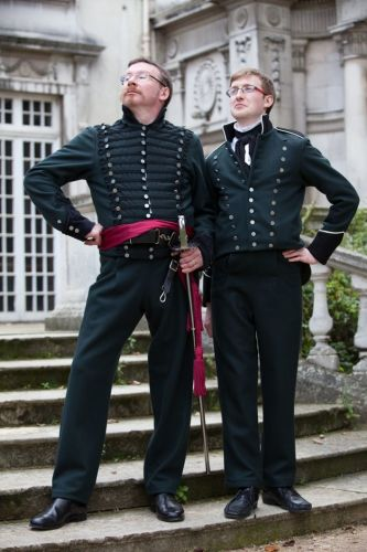 Rifles uniform (Sharpe 95th)