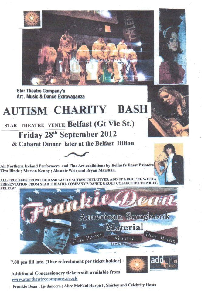 Autism Charity Bash