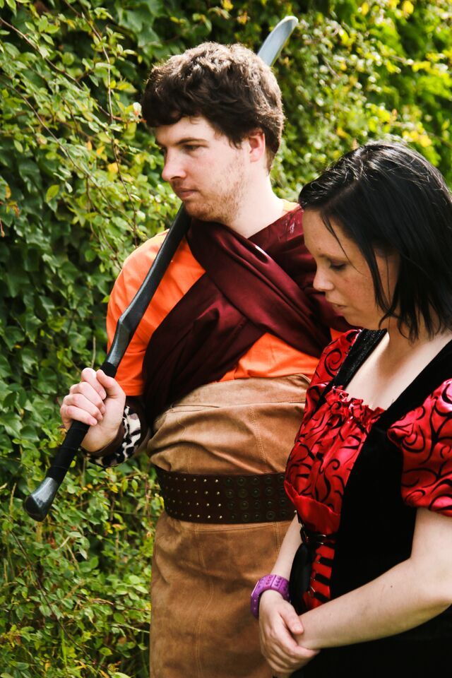 Emerald Isle larp events