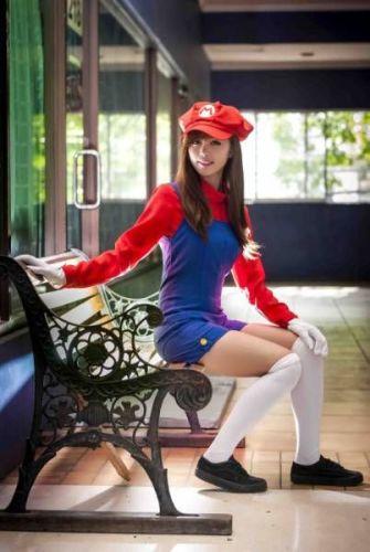 Female Mario