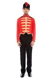 Nutcracker Soldier/ black trousers