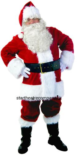 Santa Suit x large