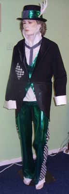 Jay's St Patrick's Day Parade wear