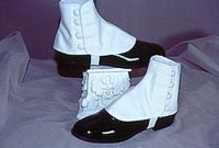 shoe spats accessories