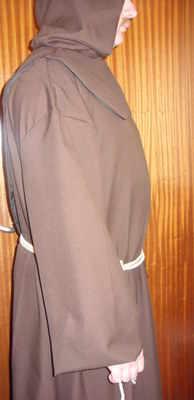 Franciscan Monk's habit