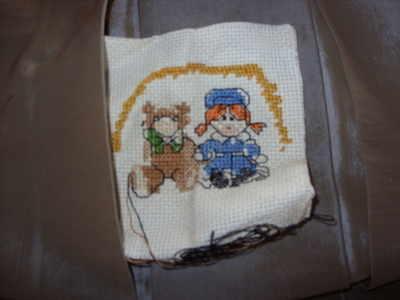 Teddy Bear and me