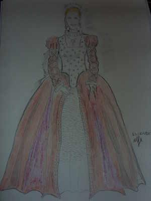 Elizabethan Dress Catalogue