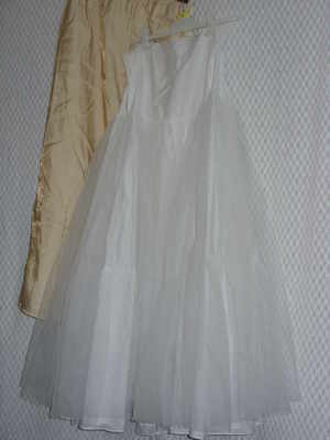 Hooped Bridal Underskirt