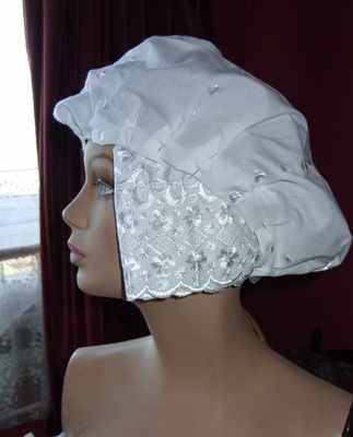 Georgian Period Housekeeper hat