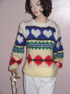 Mohair Knits