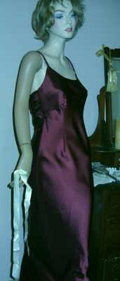 Formal Silk-satin dresses