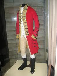 Military Redcoat Outfit