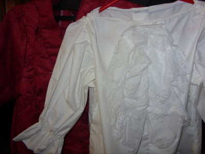 Darcy Georgian shirt