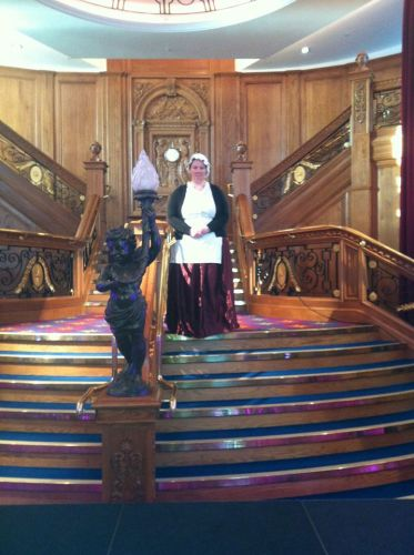Titanic maidservant