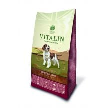 Vitalin Natural Senior/Lite Salmon & Potato 2kg