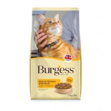 Burgess Adult Cat Chicken with Duck 1.5kg
