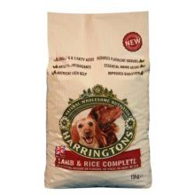 Harringtons Lamb & Rice 15kg