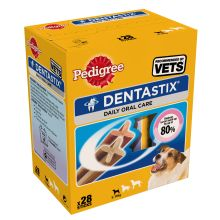 Pedigree Dentastix Small 28's
