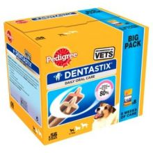 Pedigree Dentastix Small 56's