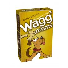 Wagg Mmms Dog Biscuits Chicken  400g