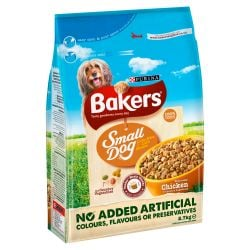 Bakers Complete Small Dog Chicken 2.7kg
