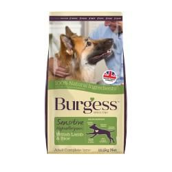 Burgess Sensitive Lamb 12.5kg