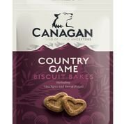Canagan Game Dog Biscuit Bakes 150g