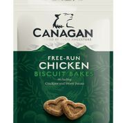 Canagan Free Run Chicken Biscuit Bakes 150g