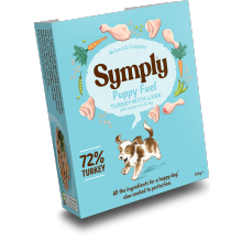 Symply Tray Puppy Fuel 395g