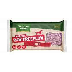 Natures Menu Raw Freeflow Beef Mince 2kg