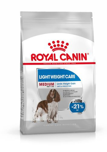 Royal Canin Medium Light Weight Care Dry Adult Dog Food 3kg
